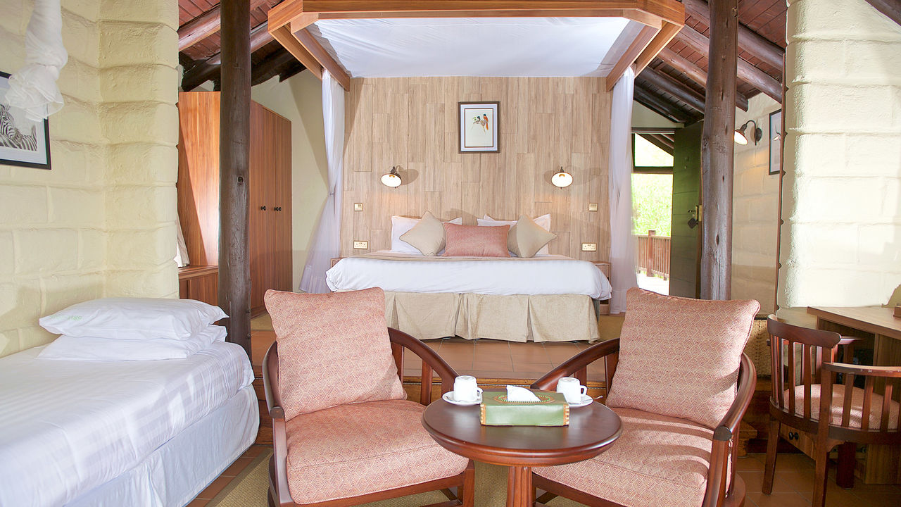 Heritage resort naivasha rooms