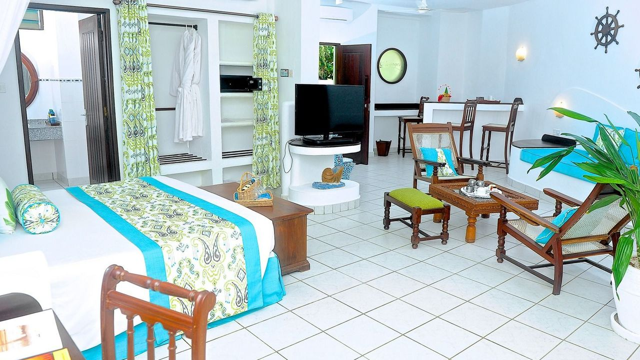 Accommodation Voyager Beach Resort Mombasa Is Kenya S