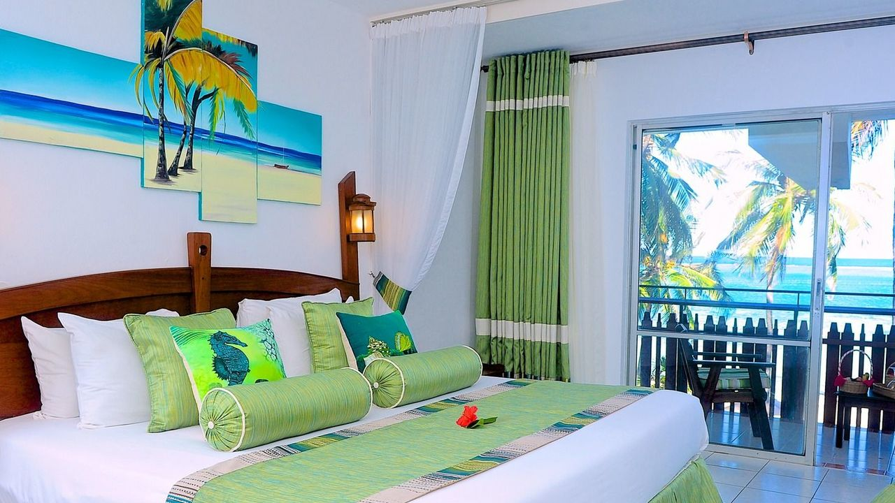 Voyager beach resort-Mombasa